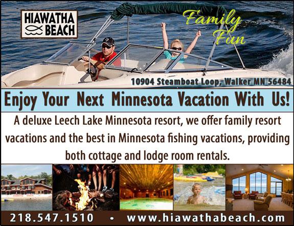 Hiawatha Beach Resorts
