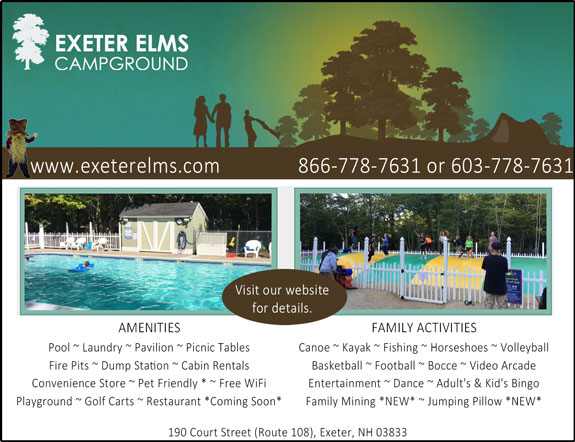 Exeter Elms Family Campground