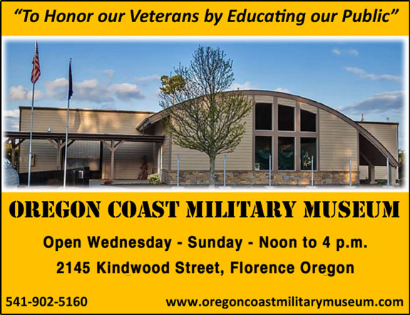 Oregon Coast Military Museum