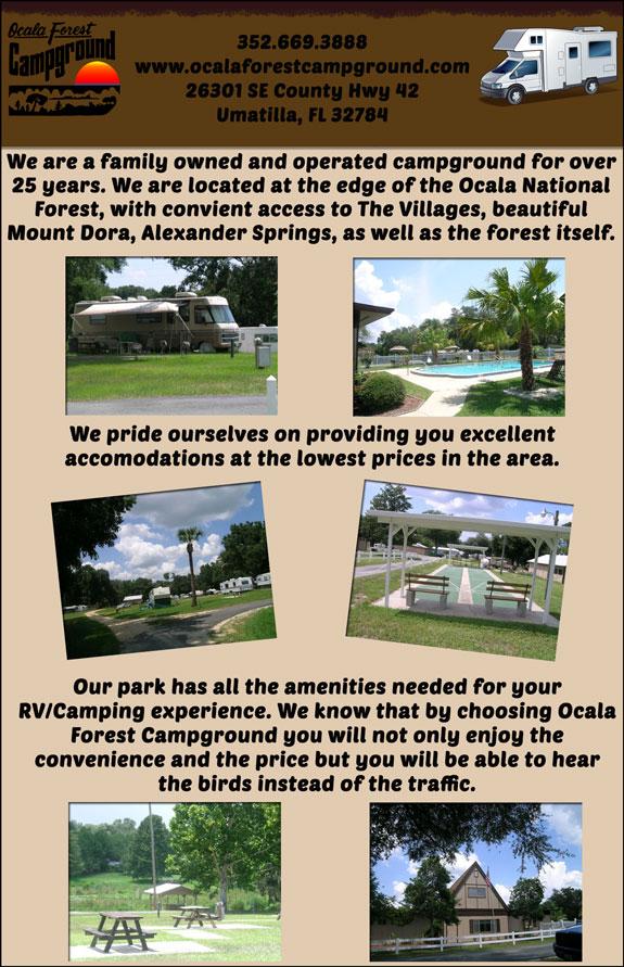 Ocala Forest Preserve