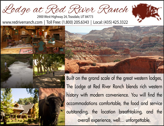 The Lodge at Red River Ranch