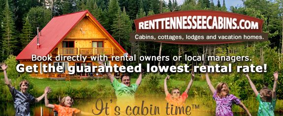 Rent Tennessee Cabins