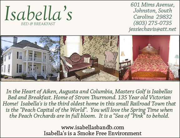 Isabella's Bed and Breakfast