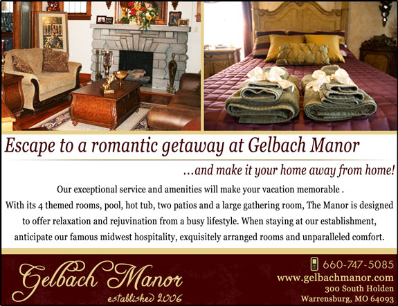 Gelbach Manor Bed and Breakfast