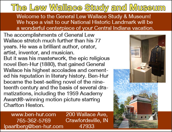 General Lew Wallace Study and Museum