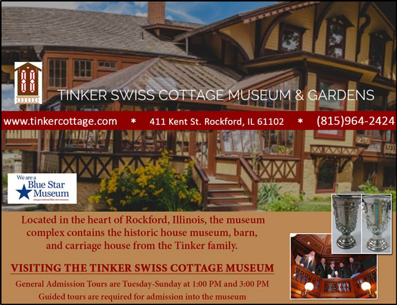 Tinker Swiss Cottage Museum