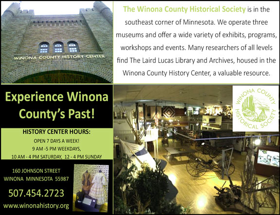 Winona county History Center