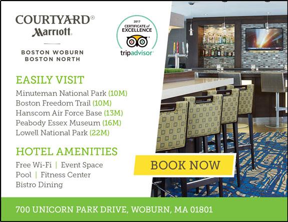 Courtyard by Marriott - Woburn-Boston North
