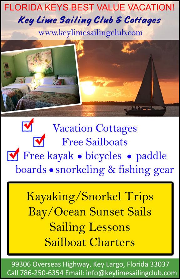 Key Largo Cottages/Key Lime Sailing Club