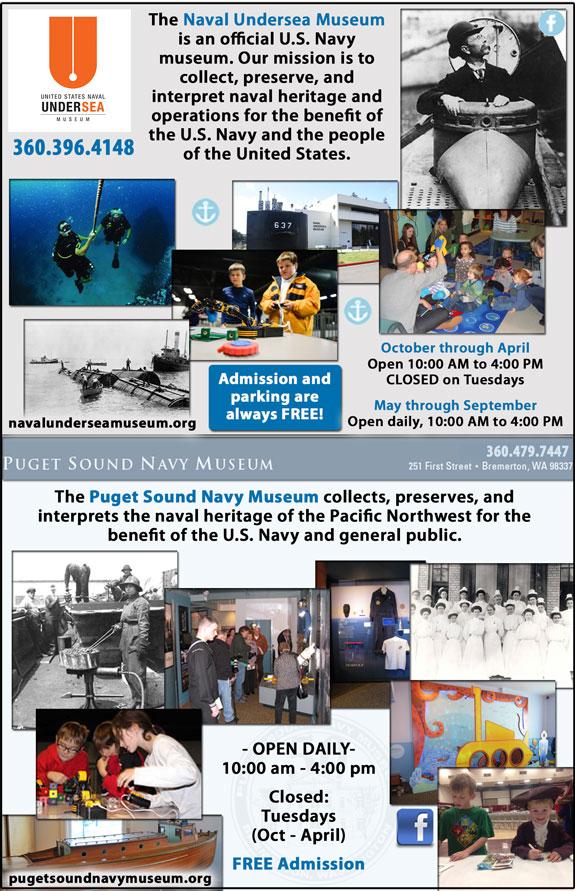 Naval Undersea Museum