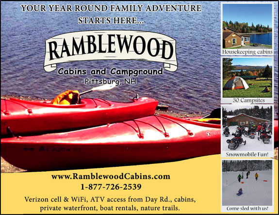 Ramblewood Cabins and Campground