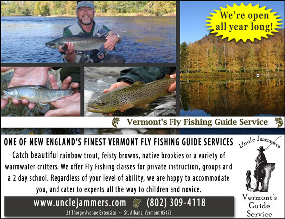 Uncle Jammer's Guide Service
