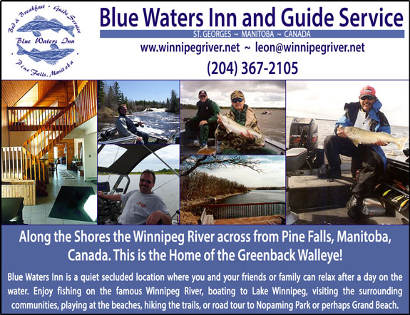 Blue Waters Inn and Guide Service