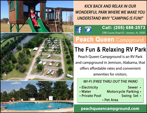 Peach Queen Campground