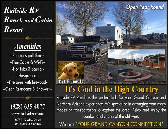 Railside RV Ranch