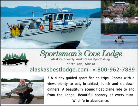 Sportsmans's Cove Lodge