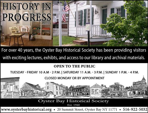 Oyster Bay Historical Society