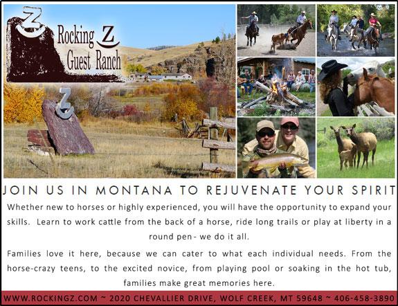 Rocking Z Guest Ranch