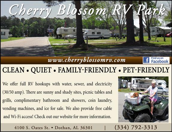 Cherry Blossom RV Park