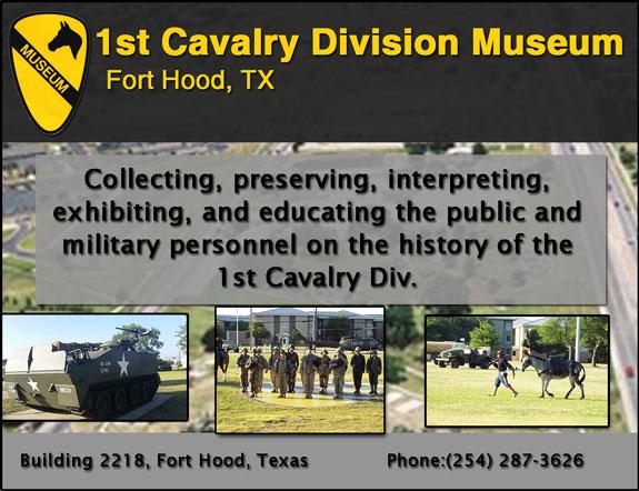 1st Calvary Division Museum
