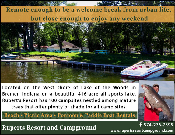 Ruperts Resort and Campground