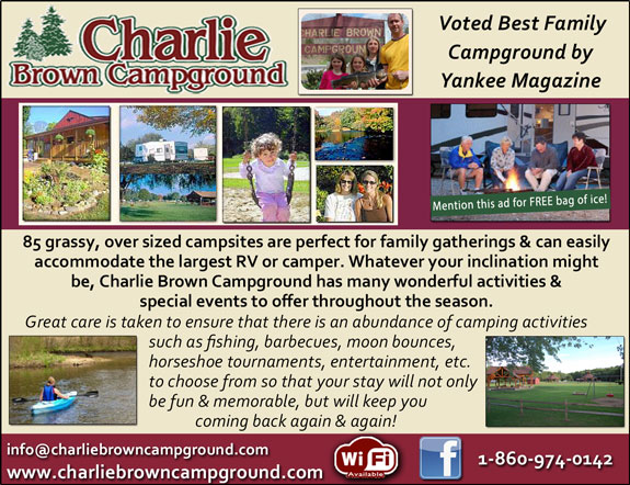 Charlie Brown Campground