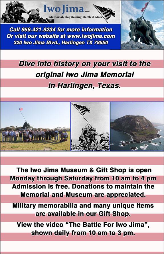 Iwo Jima Memorial Museum