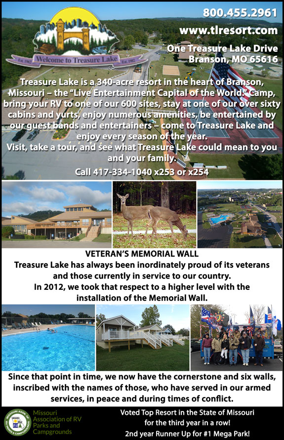 Treasure Lake RV Resort and Camping Club