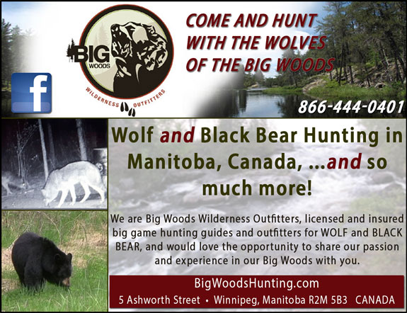 Big Woods Wilderness Outfitters