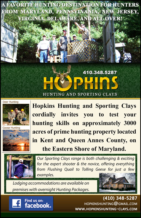 Hopkins Hunting