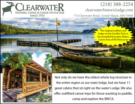 Clearwater Historic Lodge and Canoe Outfitter