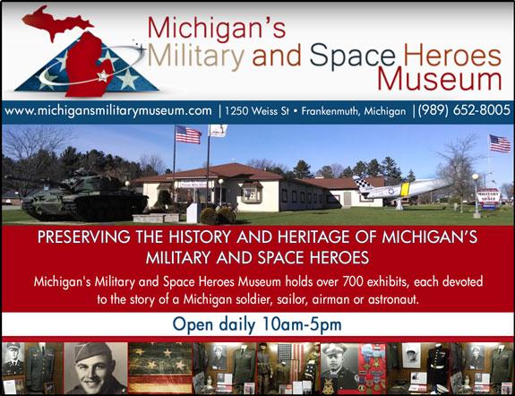 Michigan's Military Museum
