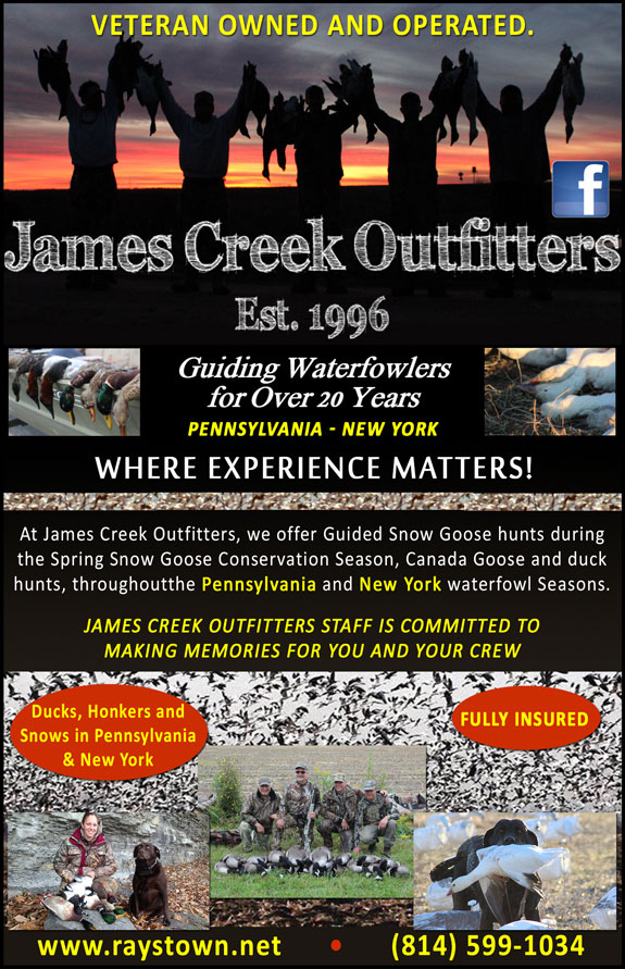 James Creek Outfitters