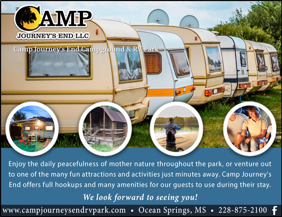 Camp Journey's End RV Park and Campground