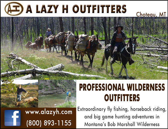 A Lazy H Outfitters