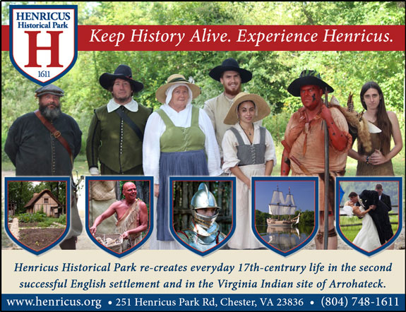 Henricus Historical Park