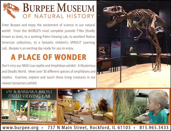 Burpee Museum of Natural History