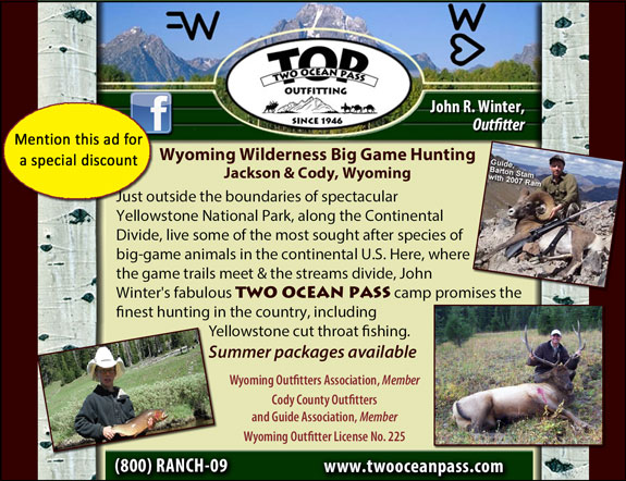 Two Ocean Pass Outfitter