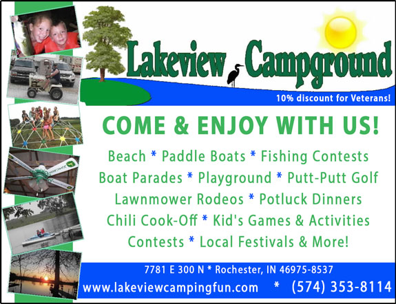 Lakeview Camping