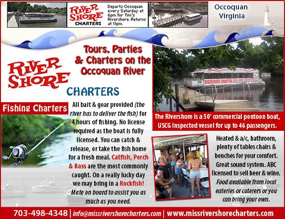River Shore Charters