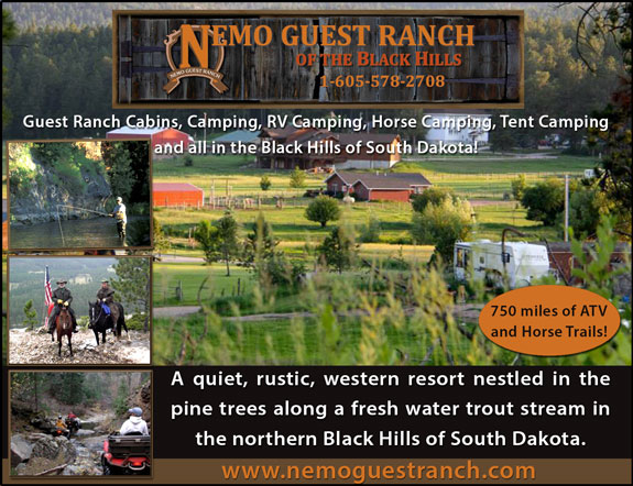 Nemo Guest Ranch