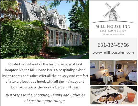 Mill House Inn Bed and Breakfast