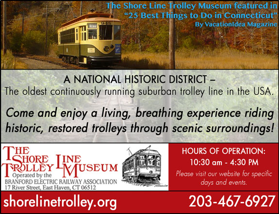 The Shore Line Trolley Museum