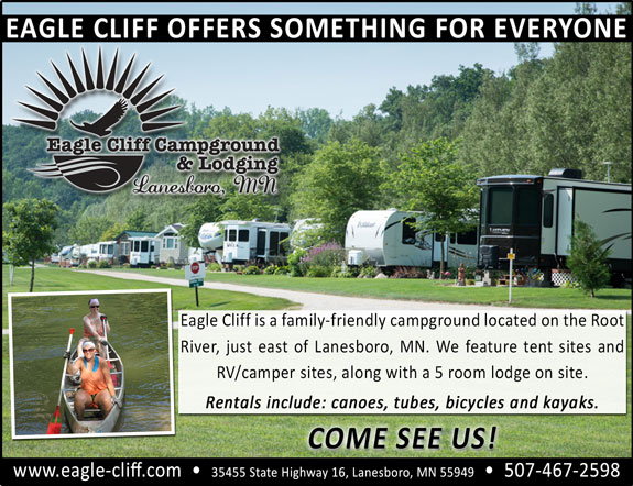 Eagle Cliff Campground