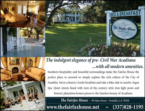 The Fairfax House