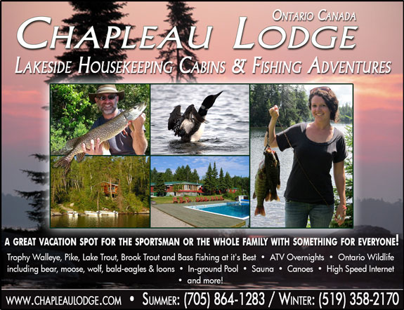 Chapleau Lodge