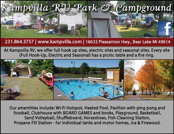 Kampvilla RV Resort