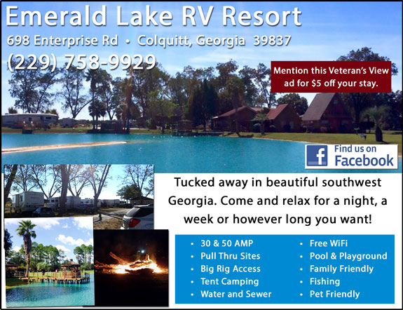 Emerald Lake RV Resort