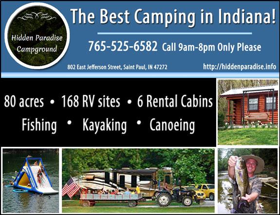 Hidden Paradise Campground