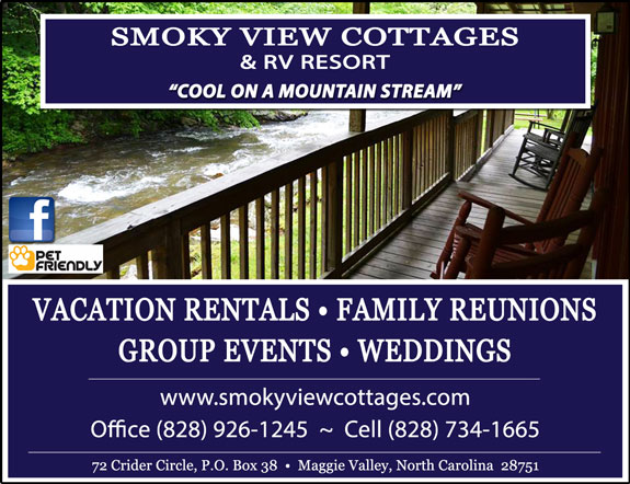 Smoky View Cottages and RV Resort